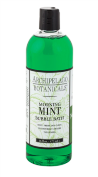 CB Archipelago Morning Mint Bubble Bath
