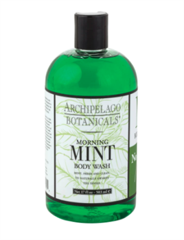 CB Archipelago Morning Mint Body Wash