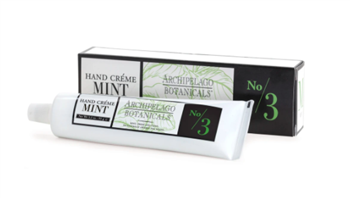 CB Archipelago Morning Mint Hand Cream