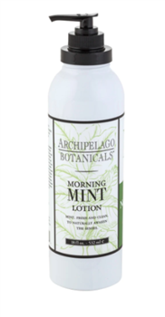 CB Archipelago Morning Mint Lotion