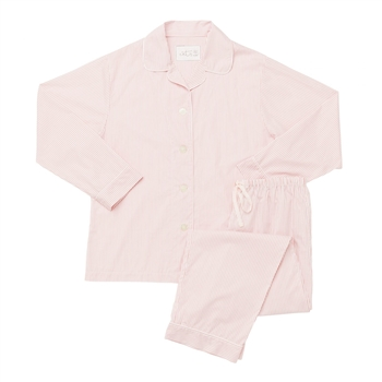 Ciao Bella Home Petoskey PJ Simple Stripe Pink
