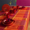 Garnier Thiebaut Mille Wax- Ketchup  Tablecloth