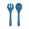 Antiqua Blue Melamine Serving Set by Le Cadeaux