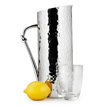 CB Mary Jurek Helyx Water Pitcher Knotted Handle