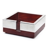 CB Mary Jurek Rosewood Cocktail Napkin Holder