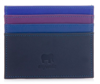 Ciao Bella Double Sided Credit Card Holder Kingfisher