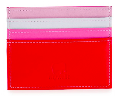 Ciao Bella Double Sided Credit Card Holder Ruby
