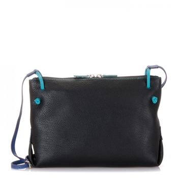Ciao Bella Rio Slouch Bag Pace Black