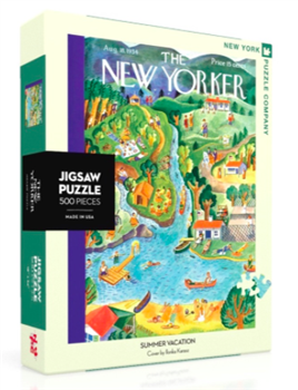 Ciao Bella New Yorker Summer Vacation Puzzle