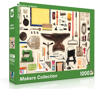 New Yorker Puzzle- Makers Collection