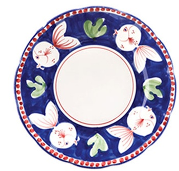 Pesce (Fish) Dinner Plate