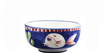 Pesce (Fish) Cereal/Soup Bowl