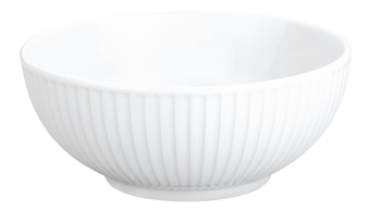 Pillivuyt Plisse Individual Bowl French Porcelain