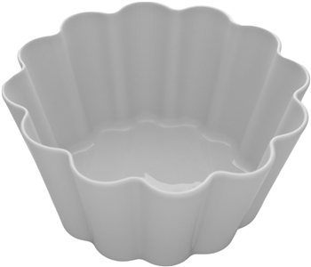 Pillivuyt Brioche Mold French Porcelaine