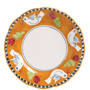Uccello (Bird) Service Plate/Charger