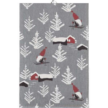 Ekelund Weavers Kitchen Towel Skogstomte