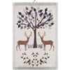 Ekelund Weavers Kitchen Towel Fauna