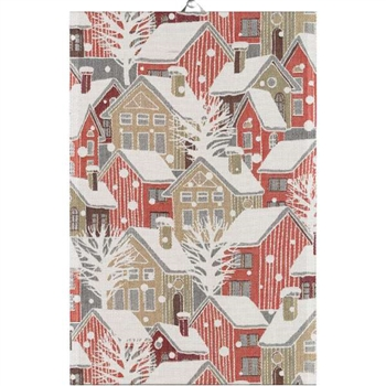 Ekelund Weavers Kitchen Towel Snostad