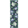 Ekelund Swedish Table Runners Vit Hortensia