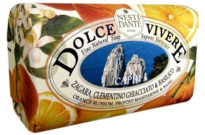 CAPRI (Orange Blossom, Frosted Mandarine and Basil)